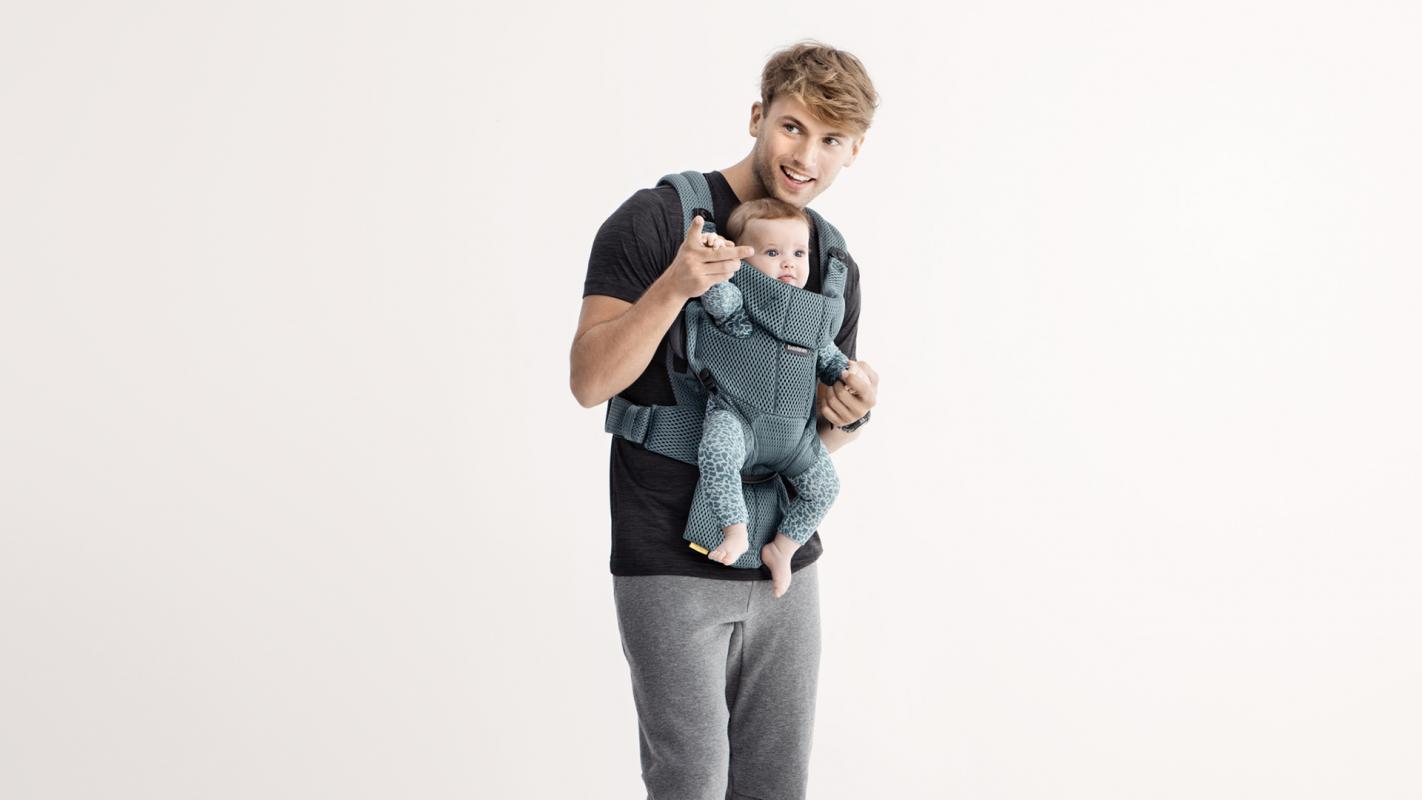 התפתחות התינוק: זז, שומע ומבין ה-כל