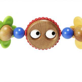 צעצוע עץ לטרמפולינה בייבי ביורן