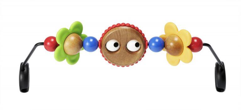 צעצוע עץ לטרמפולינה בייבי ביורן סוג הצעצוע: עיניים שובבות