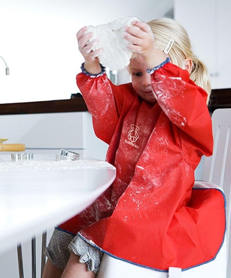 סינר חולצה בייבי ביורן - גמיש, נושם ועמיד למים